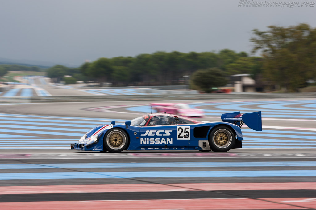 Nissan R90CK - Chassis: R90C/5   - 2013 Dix Mille Tours
