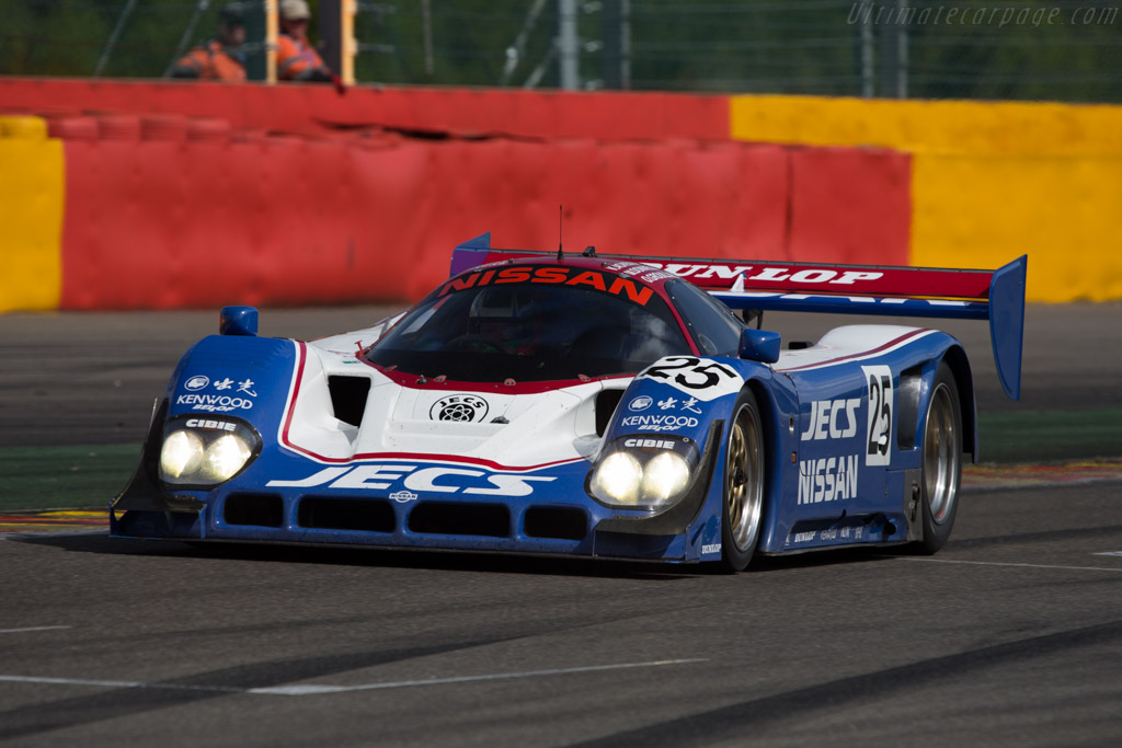 Nissan R90CK - Chassis: R90C/5   - 2014 Spa Classic