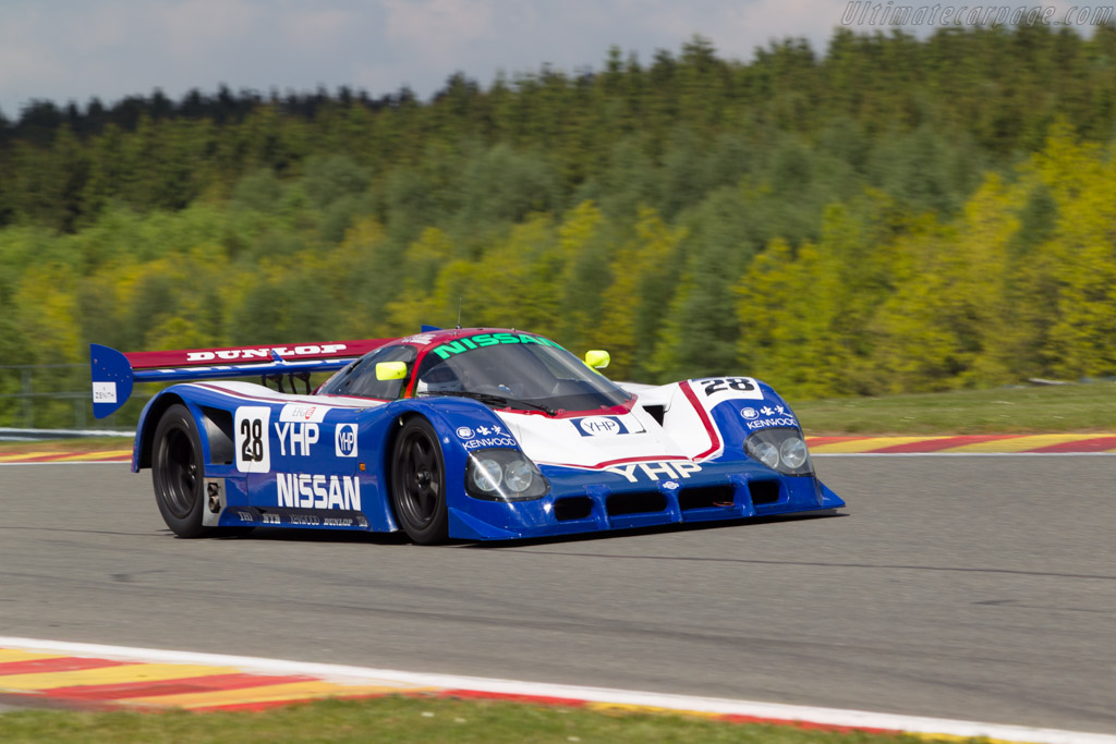 Nissan R90CK - Chassis: R90C/1   - 2014 Spa Classic