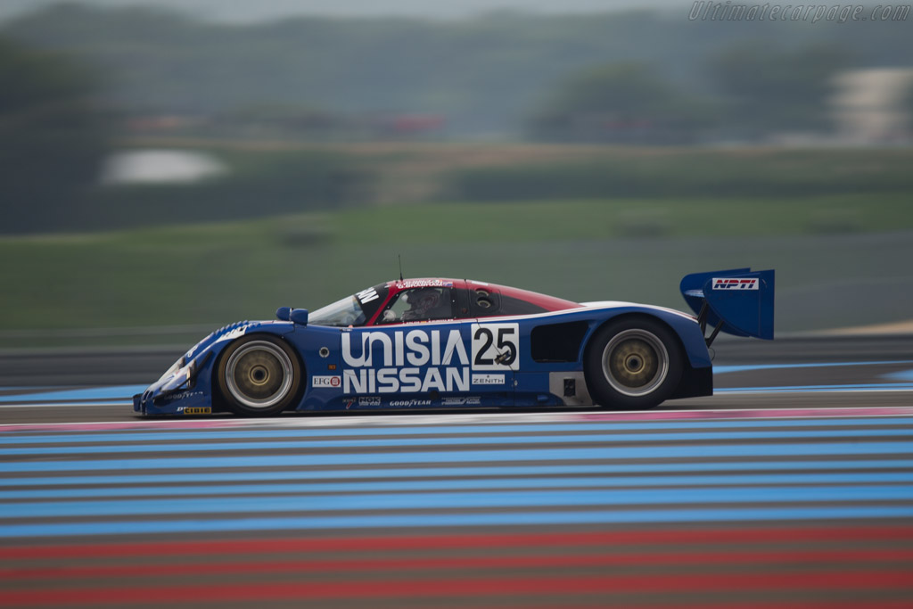 Nissan R90CK - Chassis: R90C/5   - 2014 Dix Mille Tours
