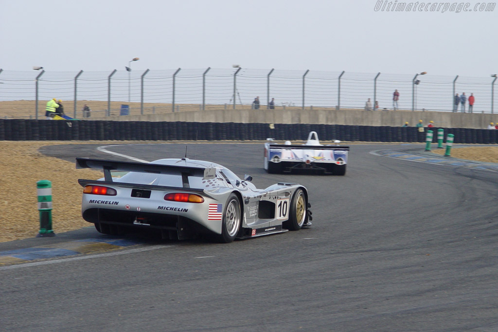 Panoz Esperante GTR-1 - Chassis: 003   - 2003 Le Mans 1000 km