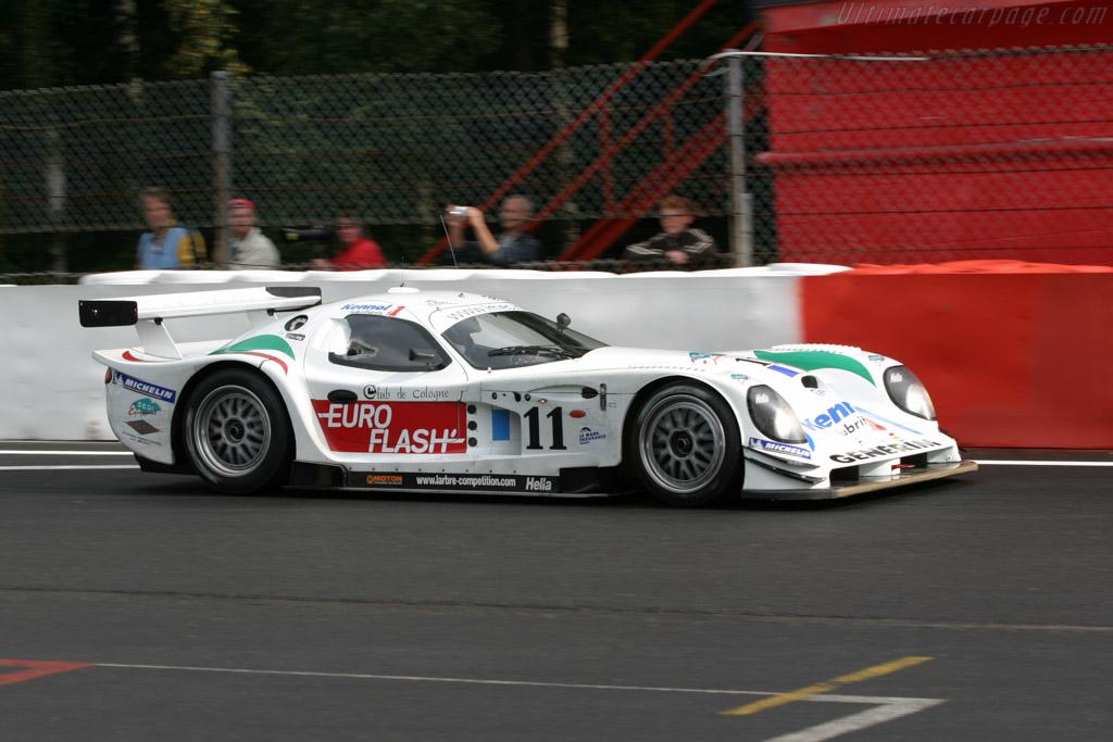 Panoz Esperante GTR-1 - Chassis: 003   - 2004 Le Mans Endurance Series Spa 1000 km