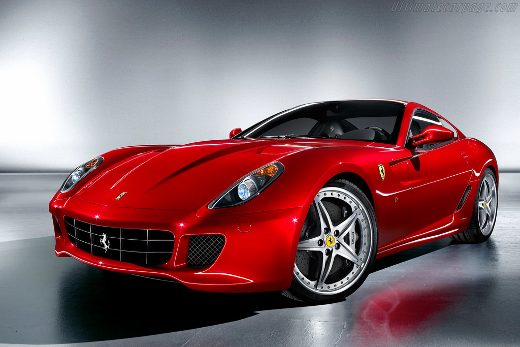 Click here to open the Ferrari 599 GTB Fiorano HGTE gallery