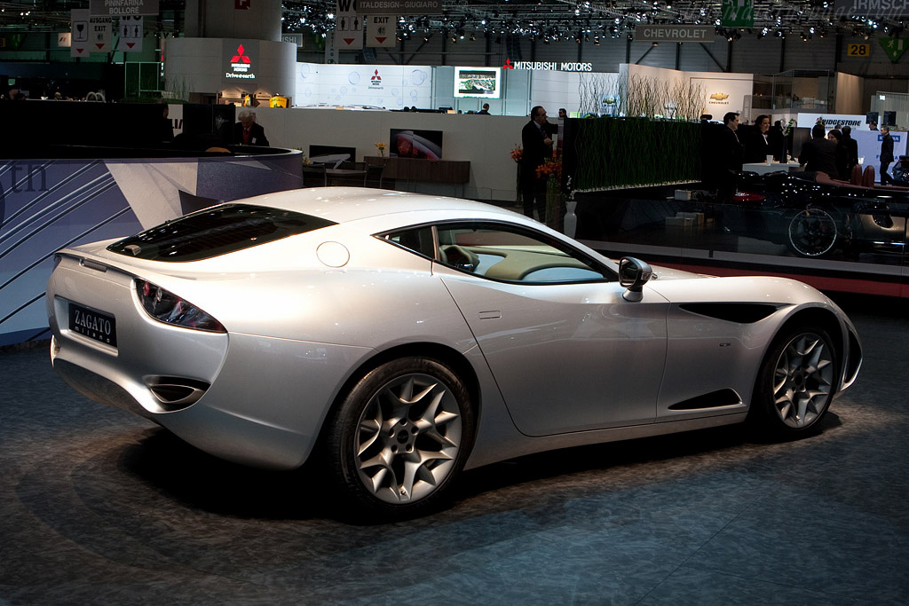 Perana Z-One    - 2009 Geneva International Motor Show