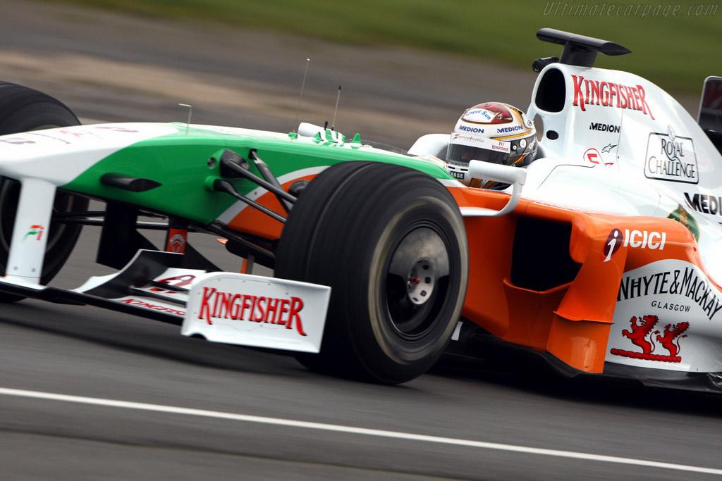 Force India VJM02 Mercedes