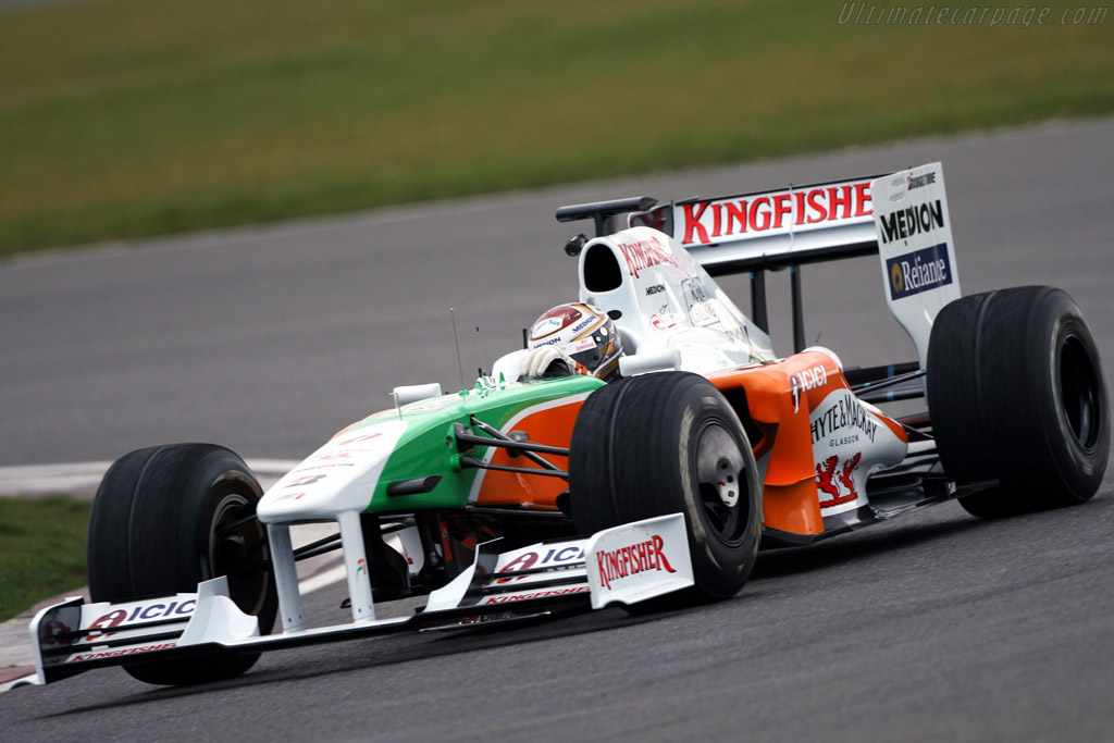 Click here to open the Force India VJM02 Mercedes gallery