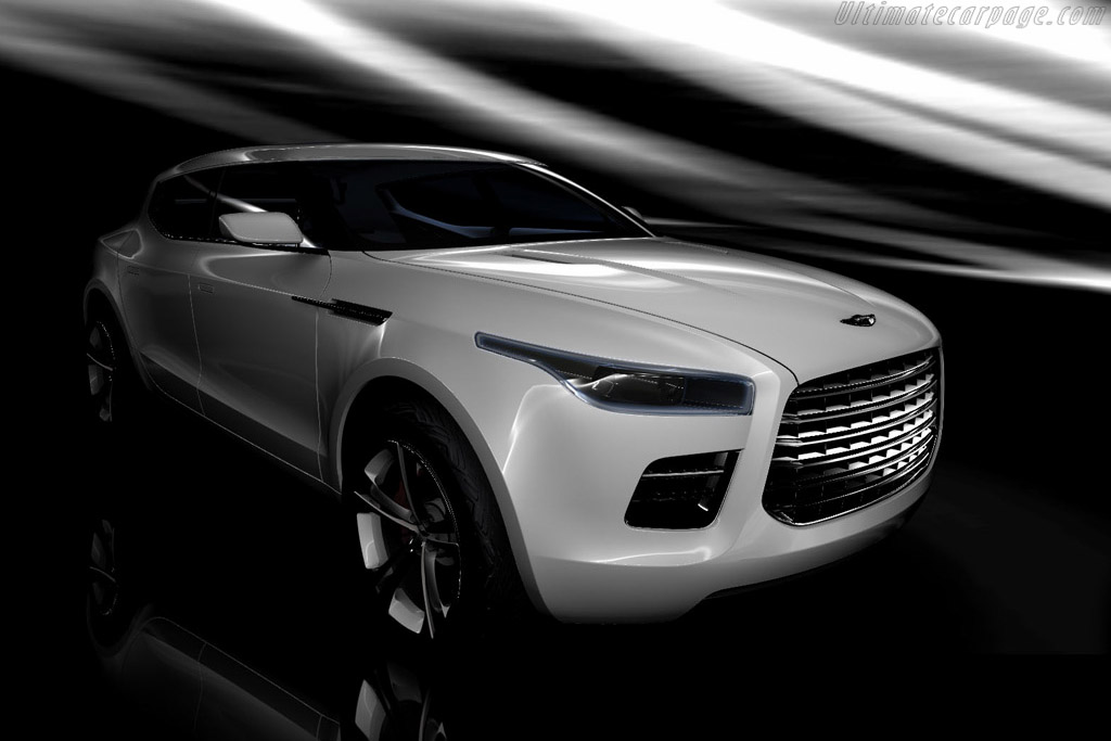Click here to open the Lagonda V12 Concept gallery