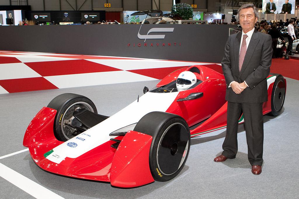 Fioravanti LF1 Concept    - 2009 Geneva International Motor Show