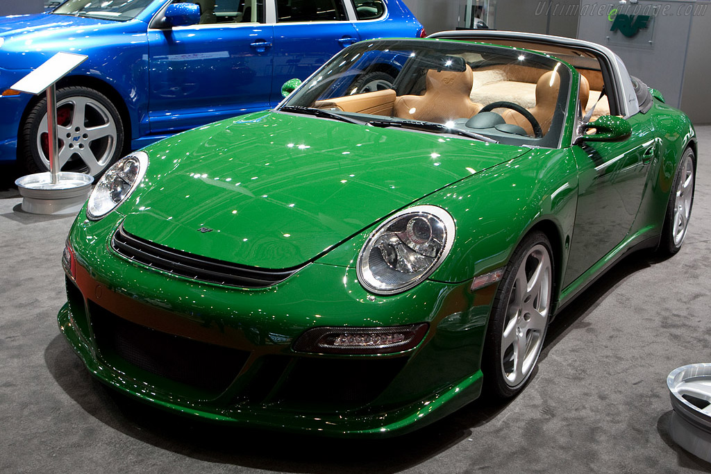 Click here to open the RUF Greenster Concept gallery
