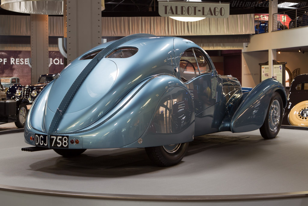 Bugatti Type 57 SC Atlantic Coupe - Chassis: 57374   - Mullin Automotive Museum