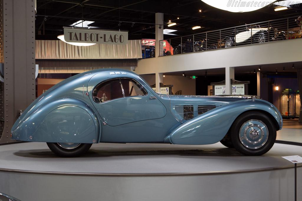 Bugatti Type 57 Sc Atlantic Coupe Chassis 57374