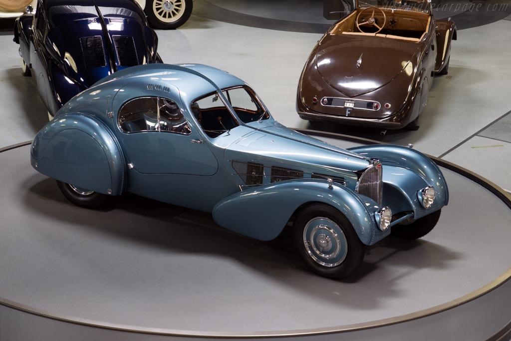 Bugatti Type 57 SC Atlantic Coupe - Chassis: 57374   - Mullin Automotive Museum