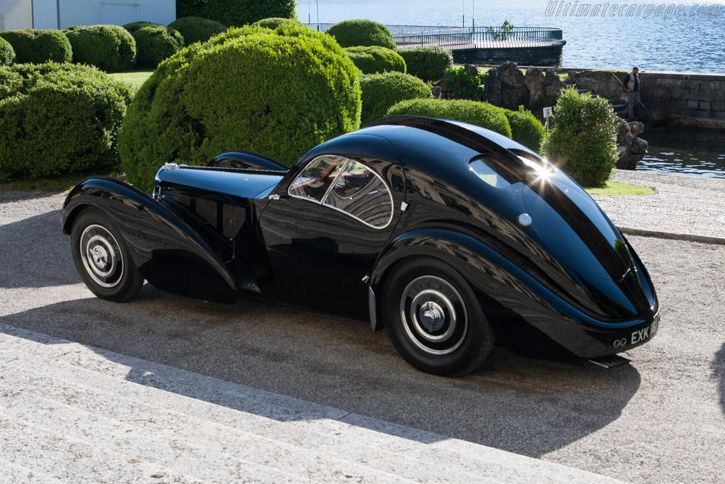 Bugatti Type 57 SC Atlantic Coupe - Chassis: 57591   - 2013 Concorso d'Eleganza Villa d'Este