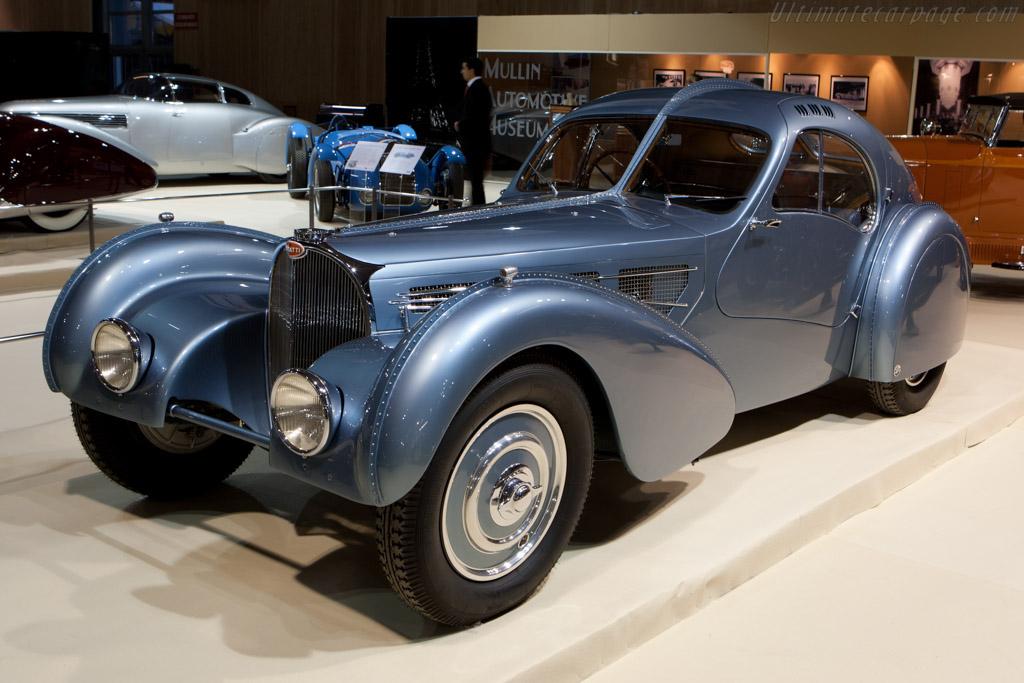Bugatti Type 57 SC Atlantic Coupe - Chassis: 57374   - 2012 Retromobile