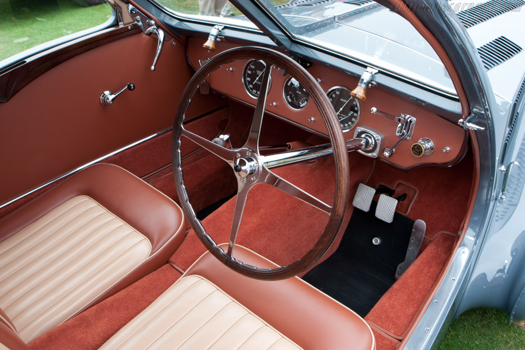 Bugatti Type 57 SC Atlantic Coupe - Chassis: 57473   - 2010 Pebble Beach Concours d'Elegance