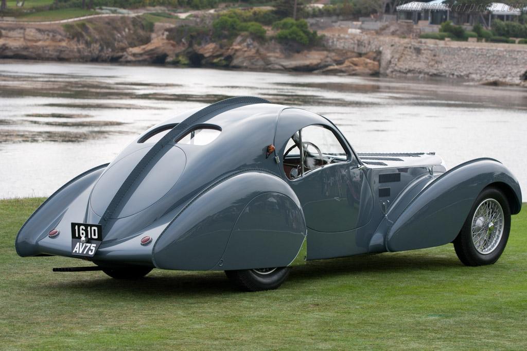 Bugatti Type 57 Sc Atlantic Coupe Chassis 57473 2010