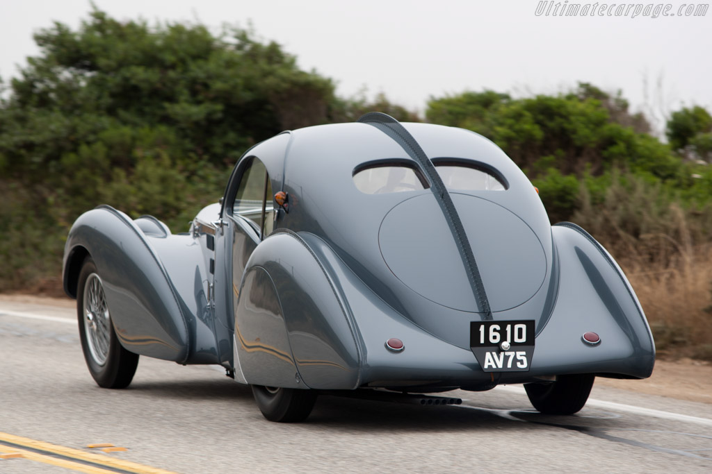 Bugatti Type 57 SC Atlantic Coupe - Chassis: 57473   - 2010 Pebble Beach Concours d'Elegance