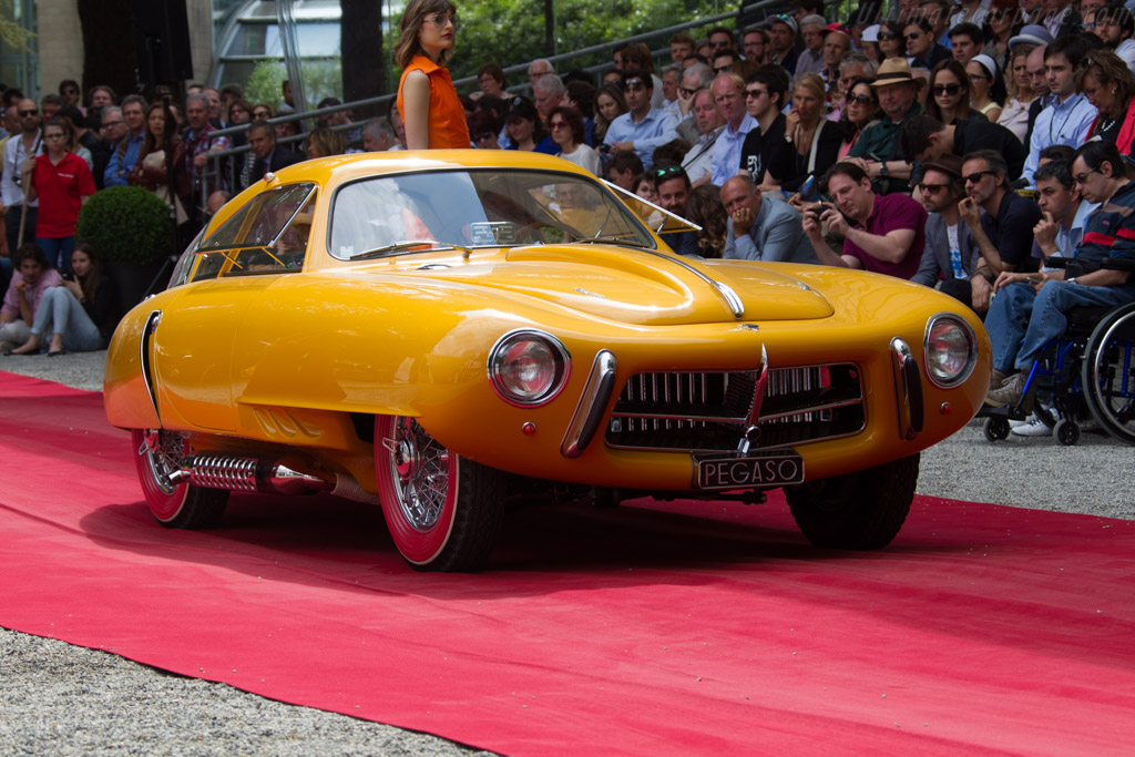 1952 Pegaso Z102 Bs 2 5 Cupula Coupe Images