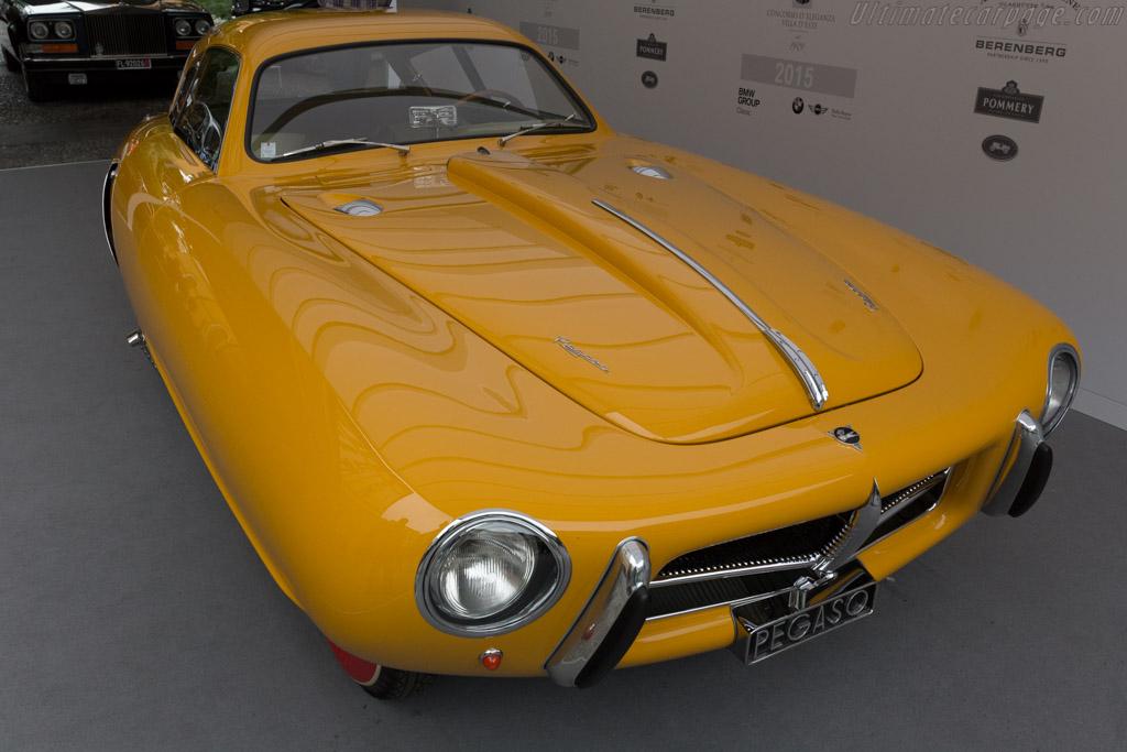 Pegaso Z102 BS 2.5 Cupula Coupe - Chassis: 0102 150 0121   - 2015 Concorso d'Eleganza Villa d'Este