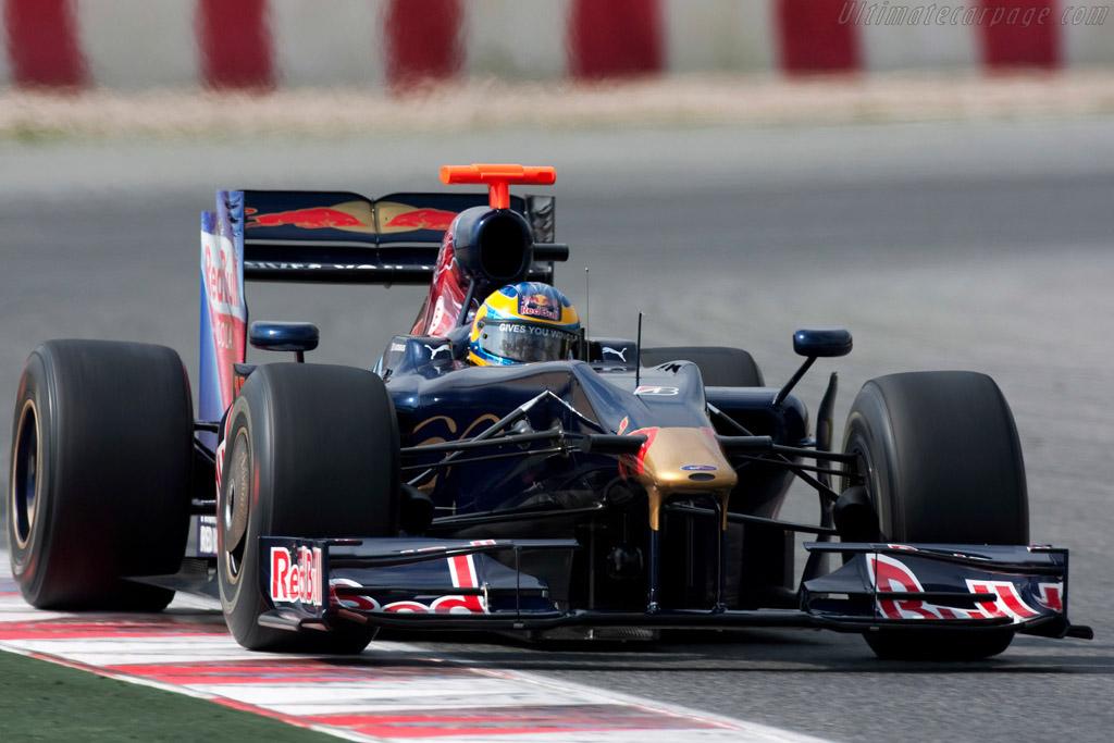 Toro Rosso STR4 Ferrari