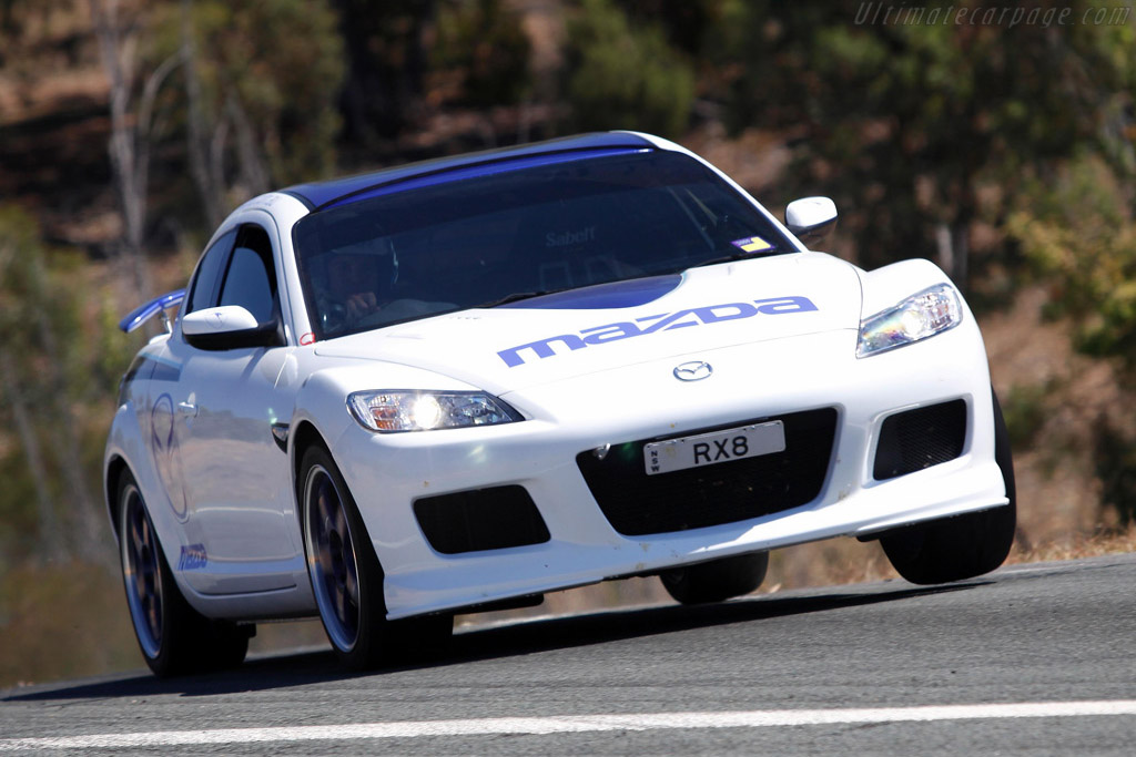 Click here to open the Mazda RX-8 SP gallery