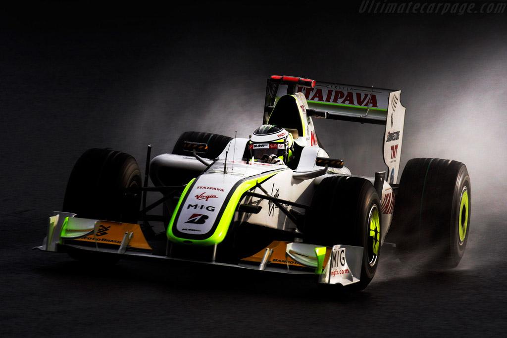 Brawn GP BGP001 Mercedes