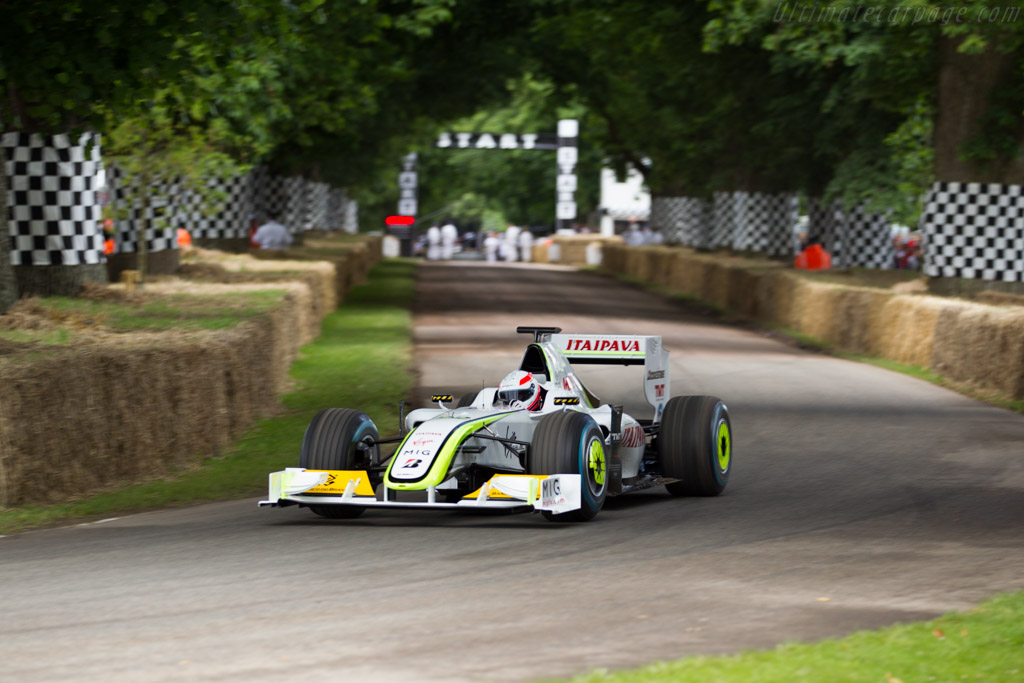 Brawn GP BGP001 Mercedes - Chassis: BGP001-02   - 2016 Goodwood Festival of Speed