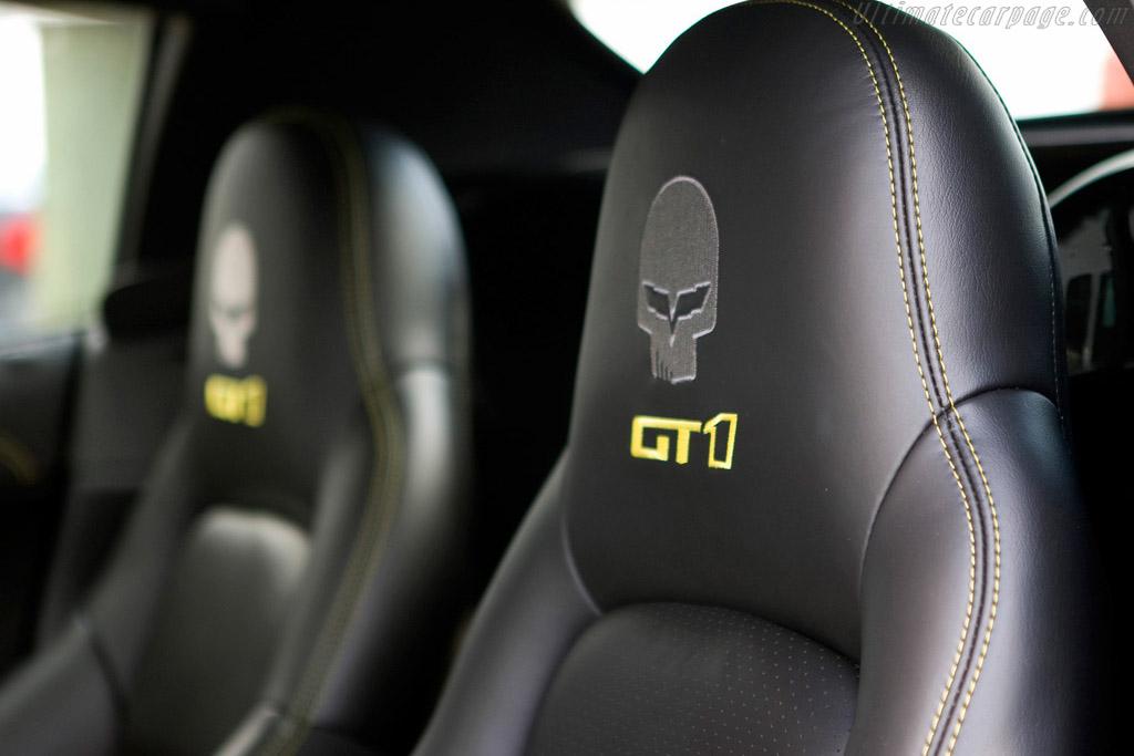 Chevrolet C6 Corvette GT1 Championship Edition