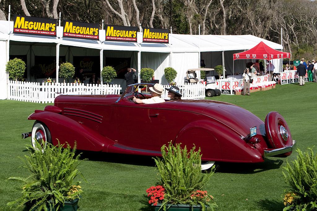 Duesenberg SJ Bohman & Schwartz Convertible Coupe - Chassis: 2596 J-572   - 2009 Amelia Island Concours d'Elegance
