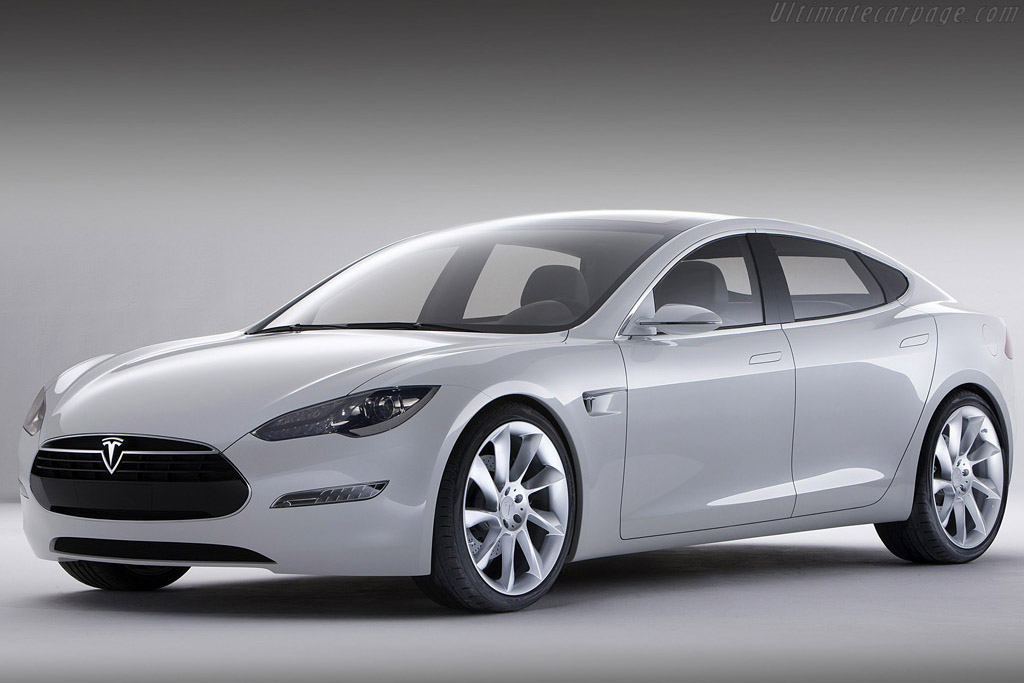 Click here to open the Tesla Model S gallery