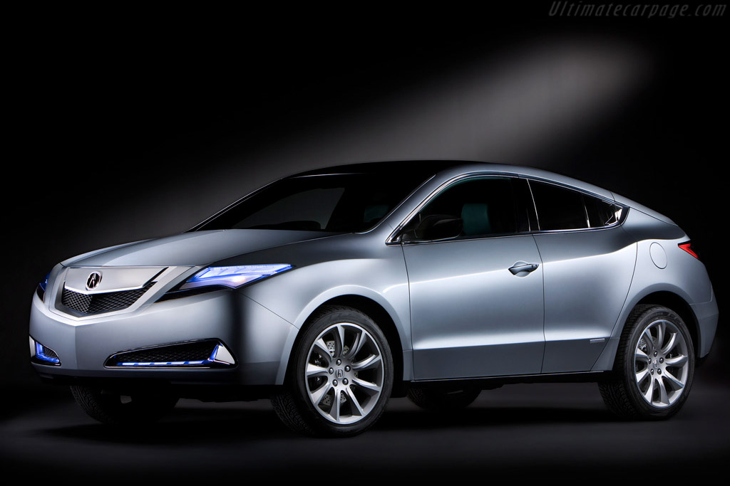 Click here to open the Acura ZDX Prototype gallery