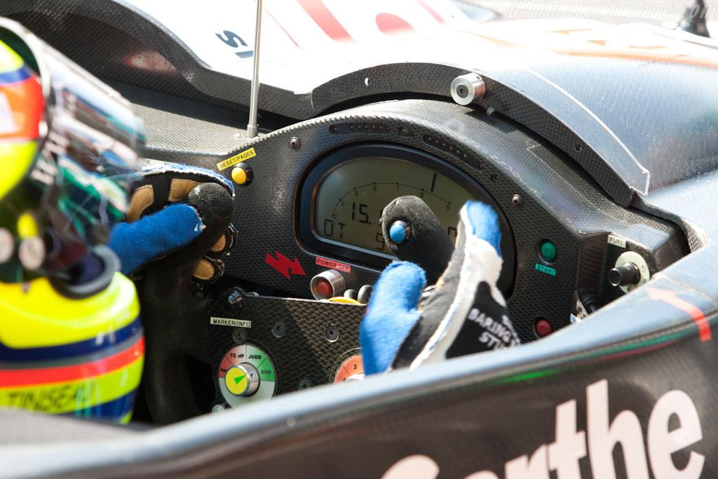 Pescarolo 01 Evo Judd - Chassis: 01-08   - 2009 Le Mans Series Catalunya 1000 km