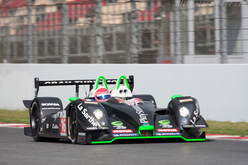 Click here to open the Pescarolo 01 Evo Judd gallery