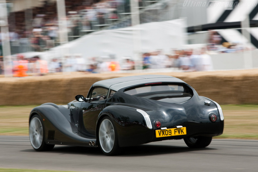Morgan Aero SuperSports    - 2009 Goodwood Festival of Speed