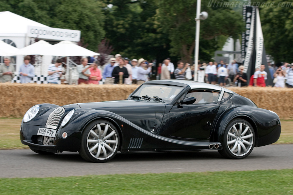 Morgan Aero SuperSports    - 2009 Goodwood Festival of Speed
