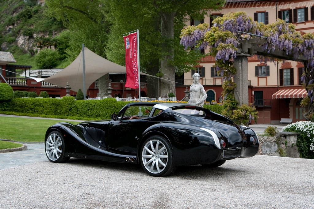 Morgan Aero SuperSports    - 2009 Concorso d'Eleganza Villa d'Este