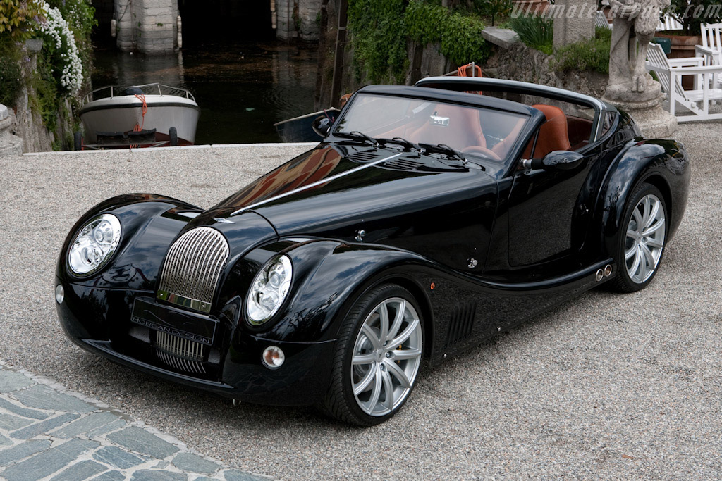 Click here to open the Morgan Aero SuperSports gallery