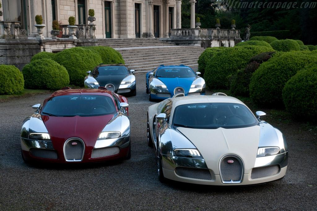 2009 Bugatti Veyron 164 Centenaire