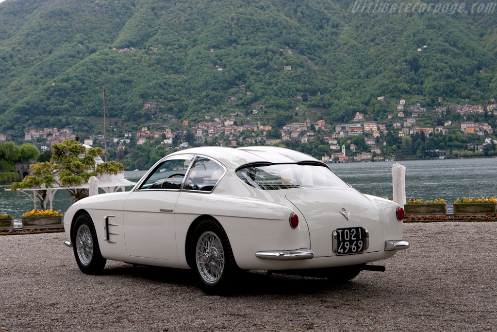 Fiat 8V Competizione Zagato Coupe - Chassis: 106*000026   - 2009 Concorso d'Eleganza Villa d'Este
