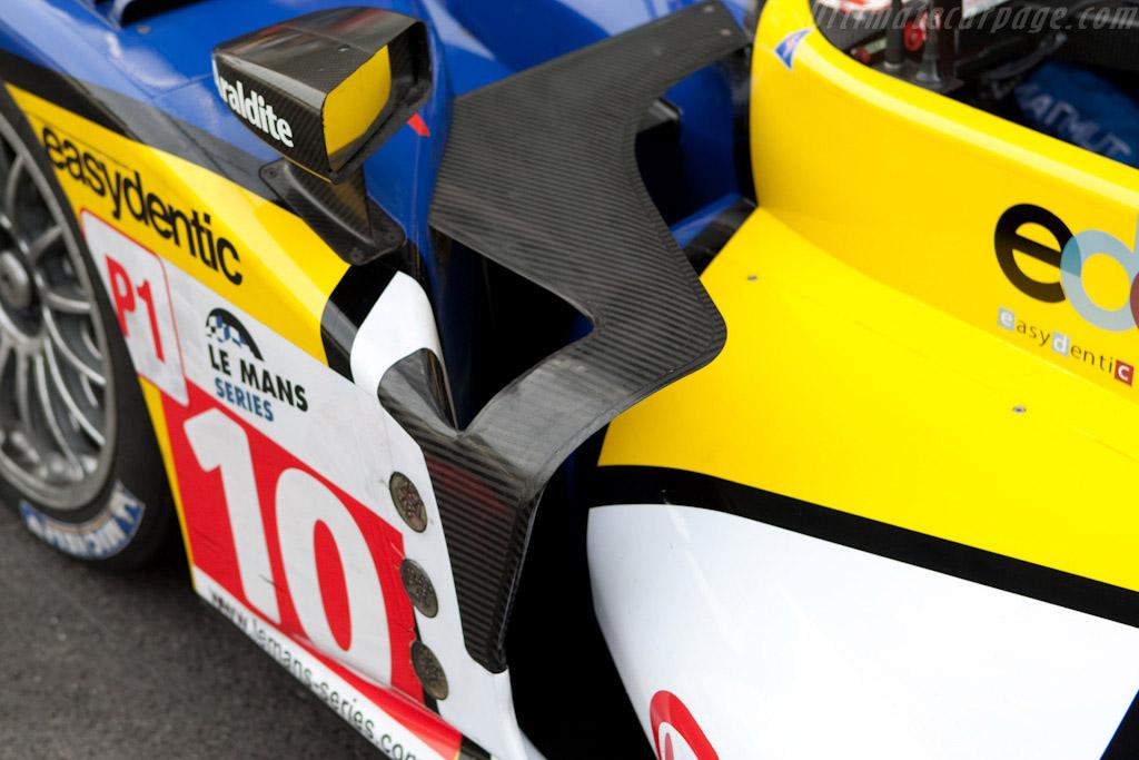 Oreca 01 AIM - Chassis: 01-01   - 2009 Le Mans Series Spa 1000 km