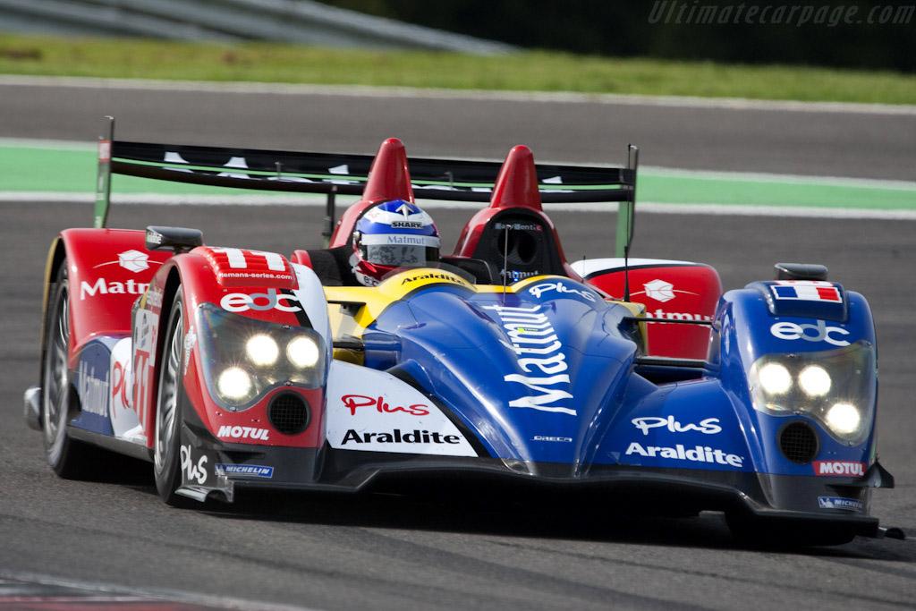 Oreca 01 AIM - Chassis: 01-02   - 2009 Le Mans Series Spa 1000 km