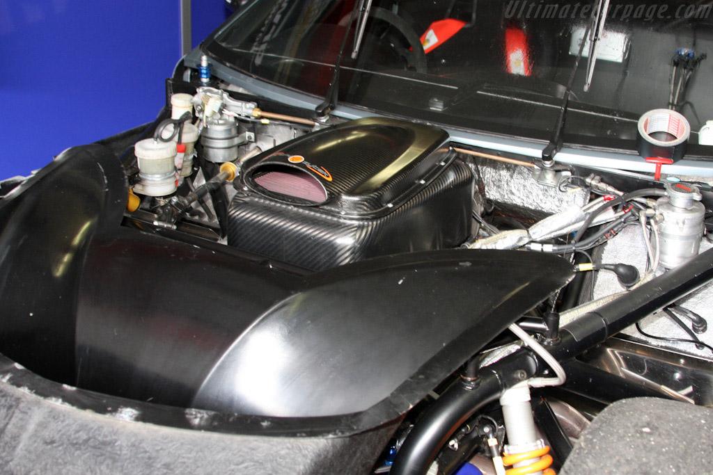 Ginetta G50Z    - 2009 Le Mans Series Spa 1000 km