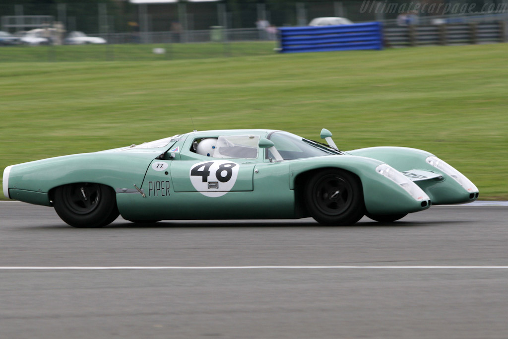 Piper GTR - Chassis: BJS-3   - 2006 Le Mans Classic