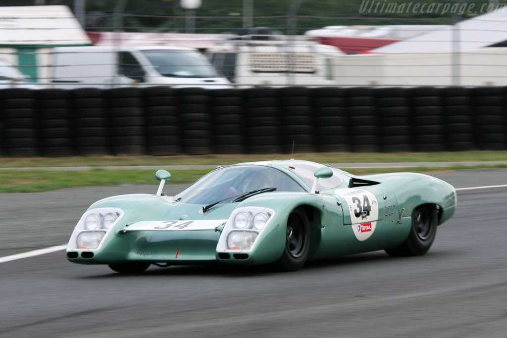 Piper GTR - Chassis: BJS-3   - 2005 Silverstone Classic