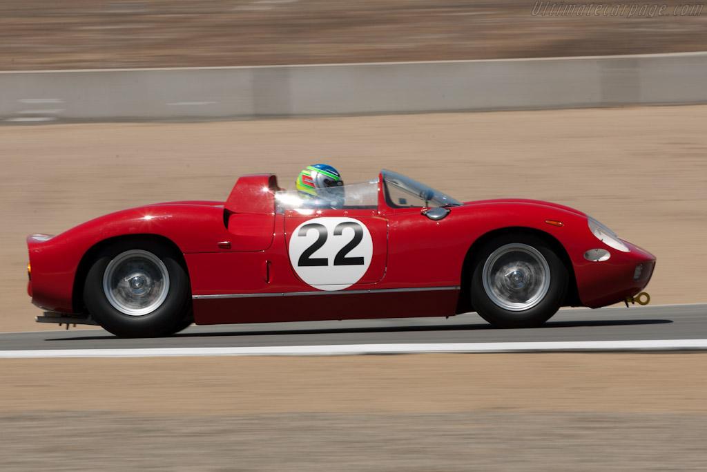 Ferrari 250 P - Chassis: 0812   - 2010 Monterey Motorsports Reunion