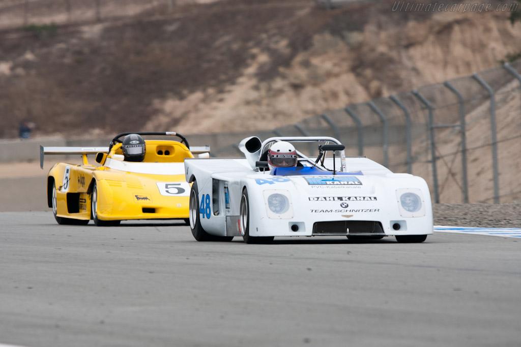 Chevron B21 BMW - Chassis: B21-72-12   - 2010 Monterey Motorsports Reunion