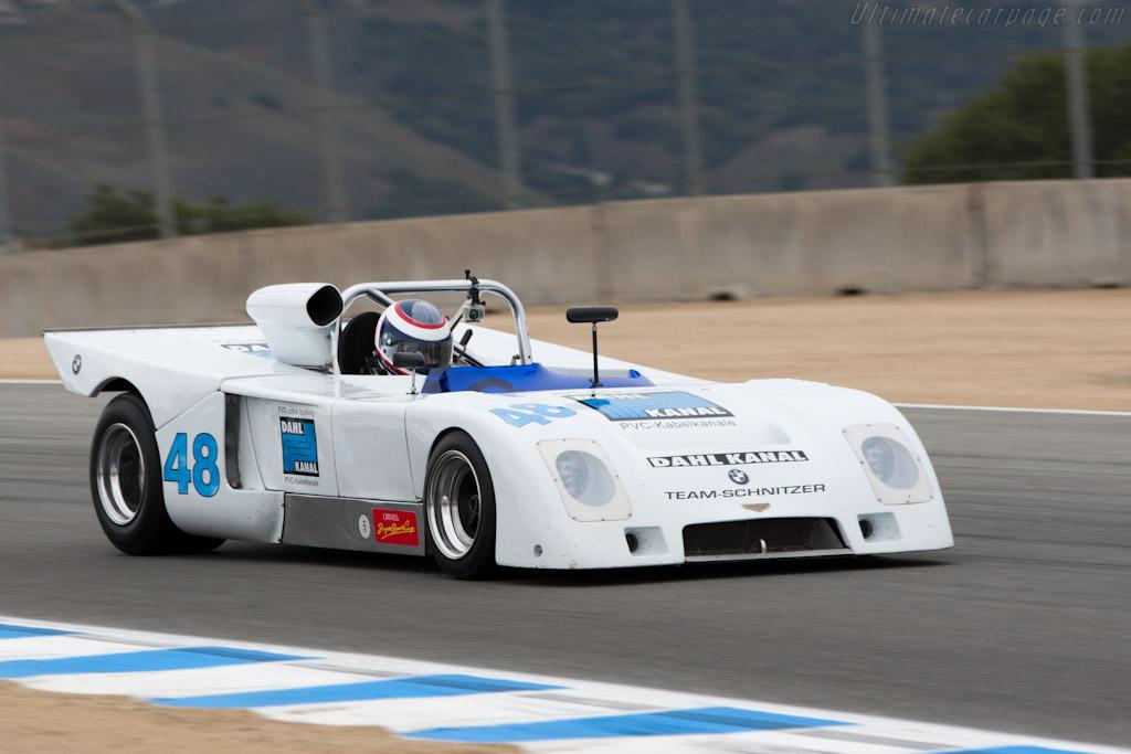 Chevron B21 BMW - Chassis: B21-72-12   - 2011 Monterey Motorsports Reunion