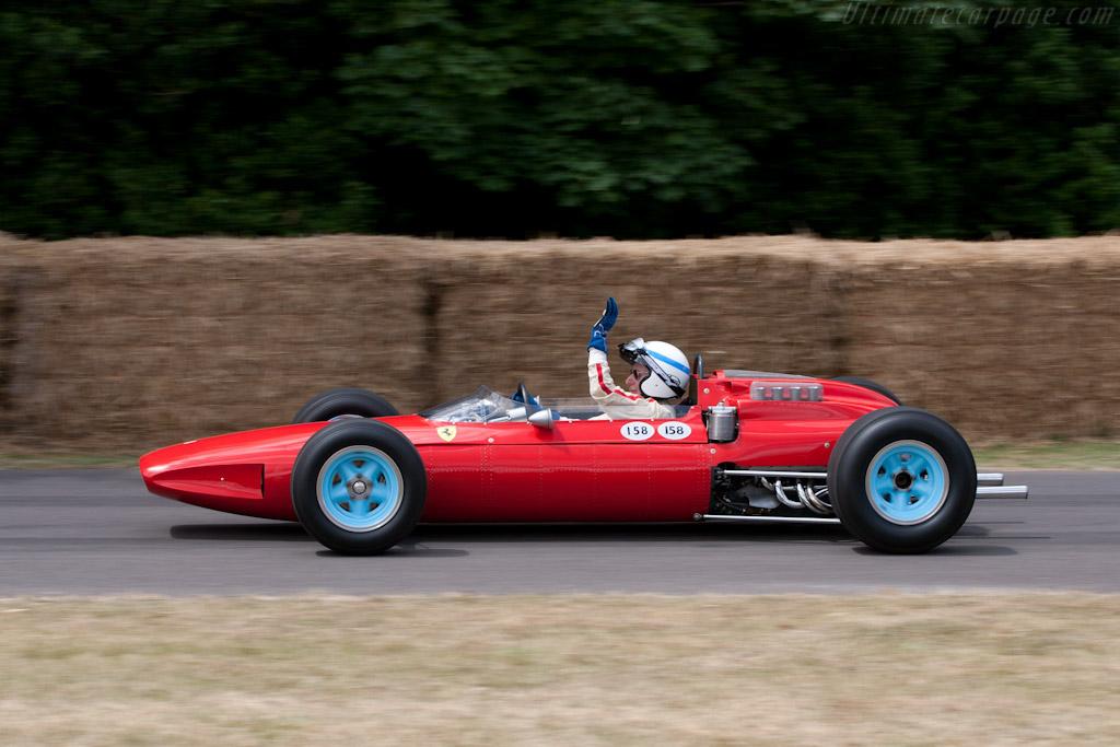 Ferrari 158 F1 - Chassis: 0006   - 2010 Goodwood Festival of Speed