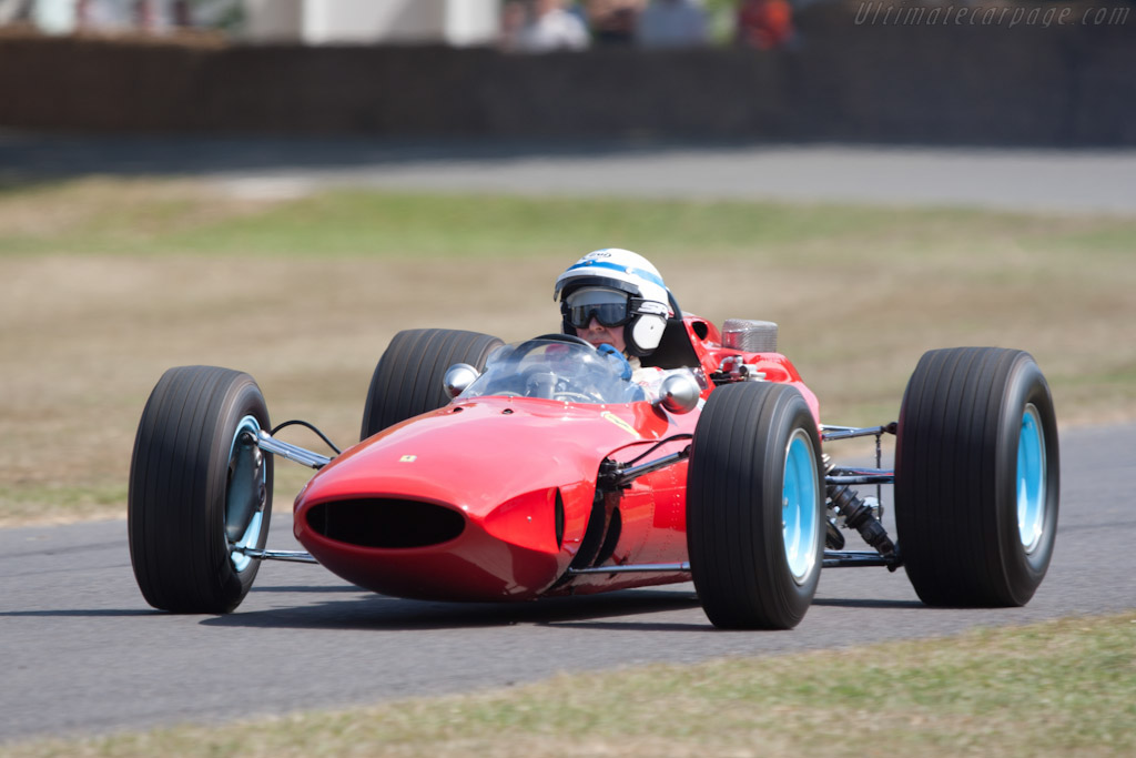 Ferrari 158 F1 - Chassis: 0006   - 2010 Goodwood Festival of Speed