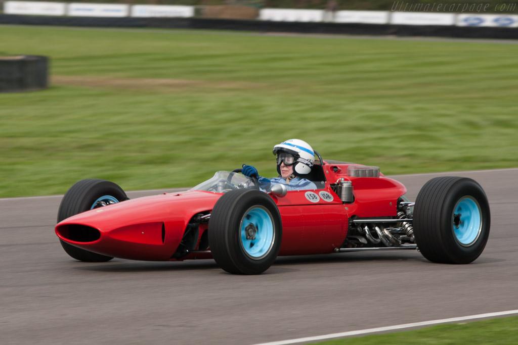 Ferrari 158 F1 - Chassis: 0006   - 2010 Goodwood Revival